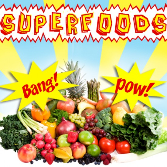 Superfoods that help you lose weight