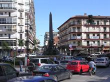 Obelisk roundabout