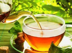 Green Tea for Energy