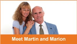 Martin and Marion Shirran